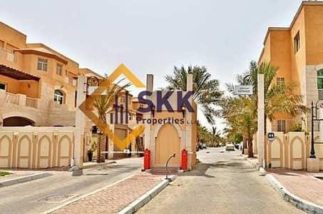 4 Bedroom Villa for Sale in Al Mushrif, Abu Dhabi - Corner 4+M villa in Mushrif Garden compd
