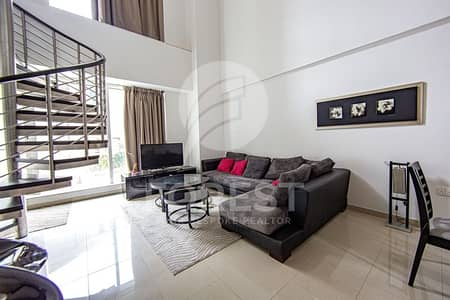 Fully Furnished 1 Bedroom Duplex with Private Terrace