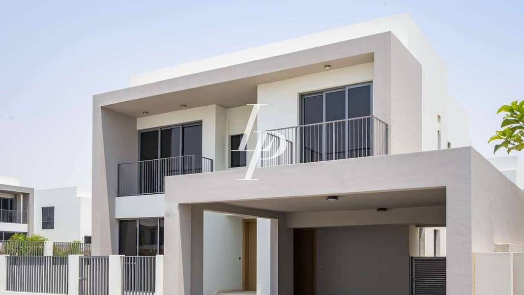 1 Beautiful Scenic Views | Sidra Villas | Dubai Hills Estate