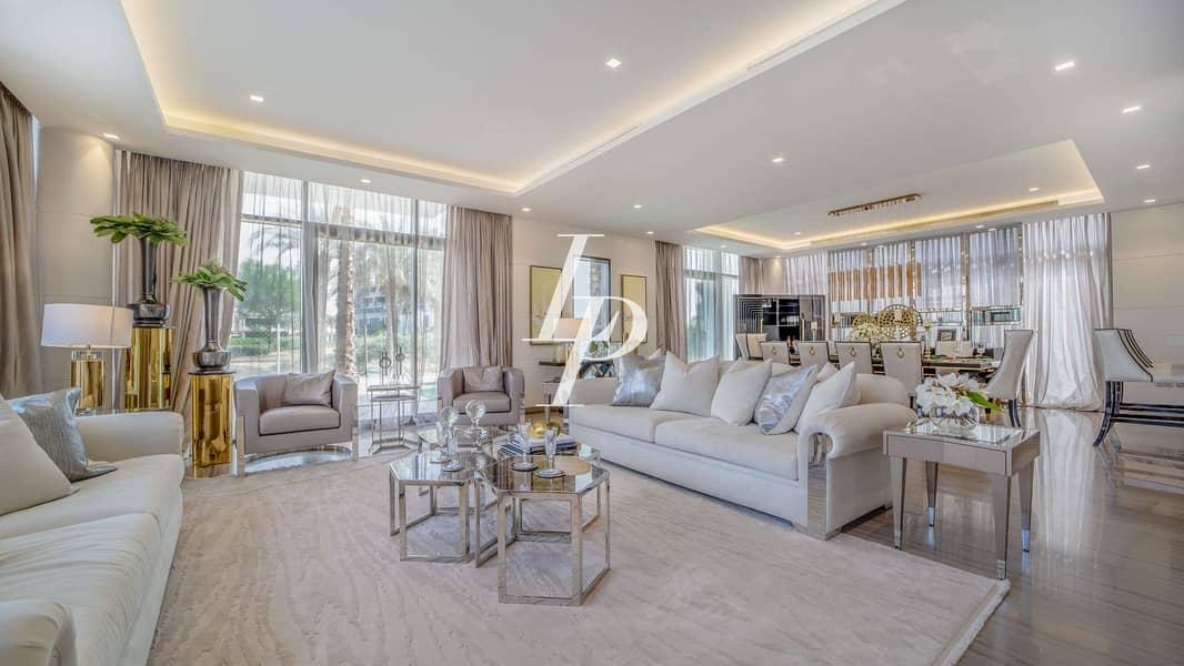 Golf Course Views   Spacious Villa   5 Bed Villa