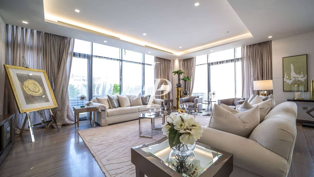 2 Golf Course Views   Spacious Villa   5 Bed Villa