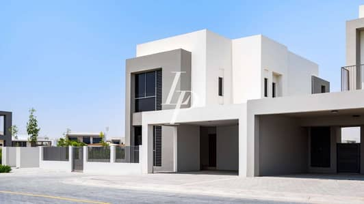 Spacious Home on a Large Plot in Dubai Hills