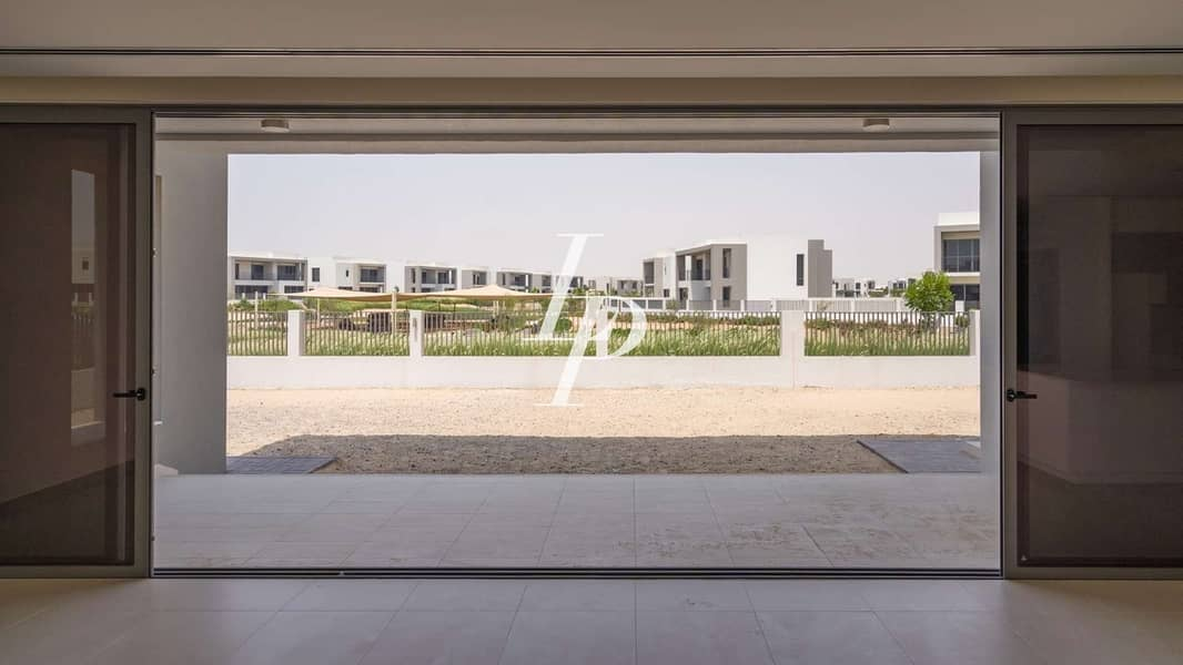 2 Spacious Home on a Large Plot in Dubai Hills