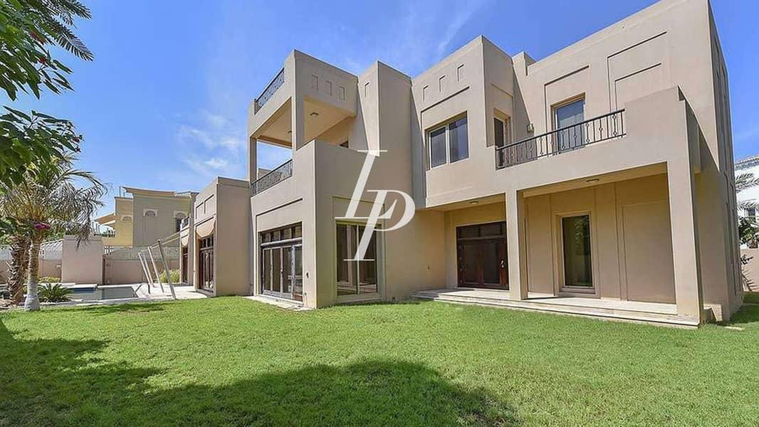 Type B Villa | Corner Plot | Al Barari