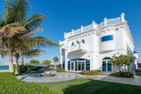6 Bedroom Villa for Sale in Palm Jumeirah, Dubai - 6 Bed Villa | Sea View | Stunning Atlantis View