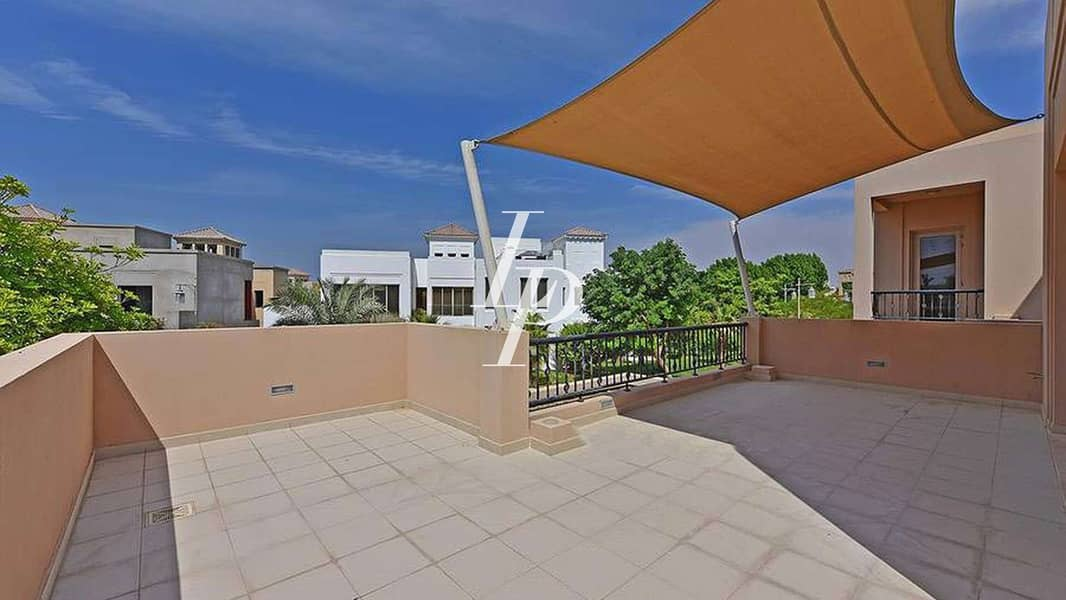 12 Type B Villa | Corner Plot | Al Barari