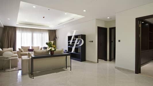 5 Bedroom Flat for Sale in Palm Jumeirah, Dubai - Elegant 5 Bedroom+Maid's | Balqis Residence | Palm Jumeirah