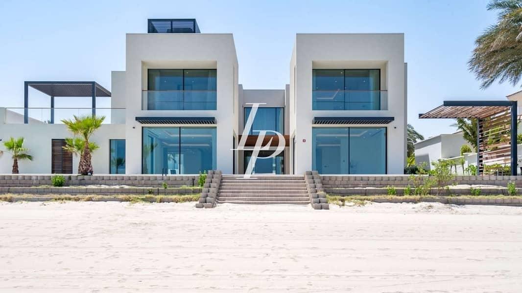 High Number Upgraded Palm Jumeirah Signature Villa with Atlantis Views