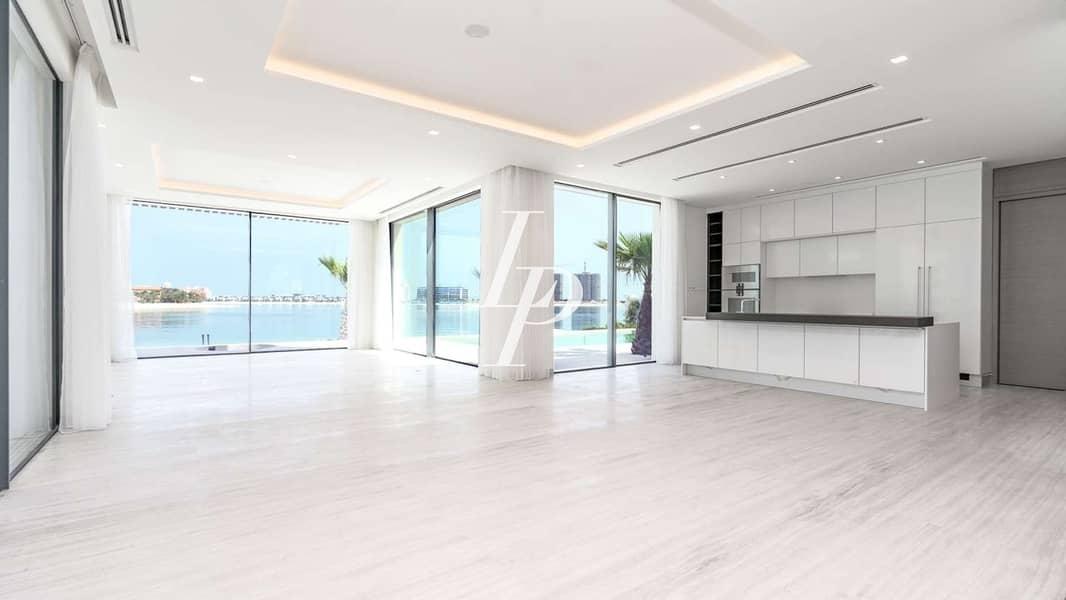 2 High Number Upgraded Palm Jumeirah Signature Villa with Atlantis Views