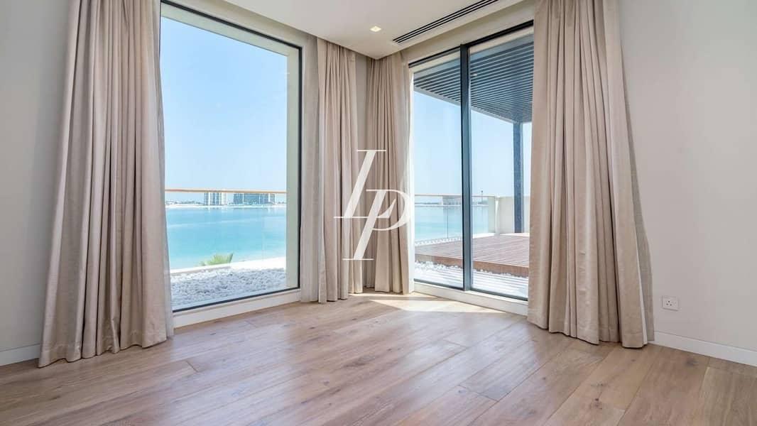 12 High Number Upgraded Palm Jumeirah Signature Villa with Atlantis Views