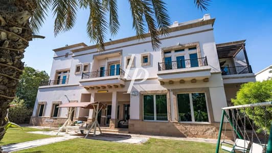 6 Bedroom Villa for Sale in Emirates Hills, Dubai - Splendid Mansion in Sector R