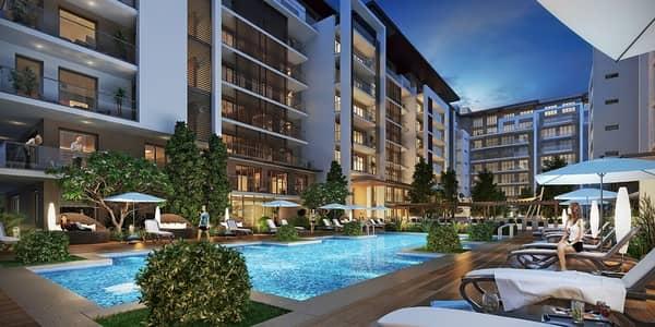 شقة في هارتلاند غرينز صبحه هارتلاند مدينة محمد بن راشد 1 غرف 1200000 درهم - 4211722