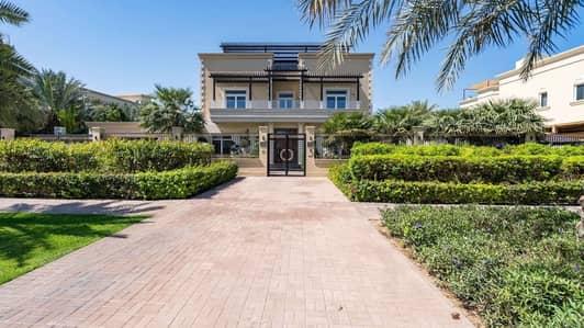 فیلا 5 غرفة نوم للبيع في تلال الإمارات، دبي - Ultimate Luxury Family Villa at Sector E