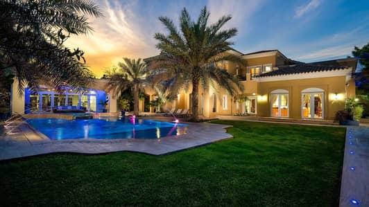 فیلا 7 غرفة نوم للبيع في المرابع العربية، دبي - Exquisite Seven Bedroom Villa at Golf Homes