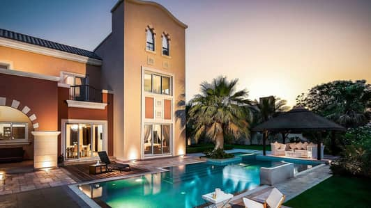 6 Bedroom Villa for Sale in Dubai Sports City, Dubai - Luxurious Family Home At Novelia Victory Heights