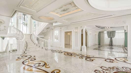 5 Bedroom Villa for Sale in Pearl Jumeirah, Dubai - Stunning Regency Style Villa on Pearl Jumeriah.