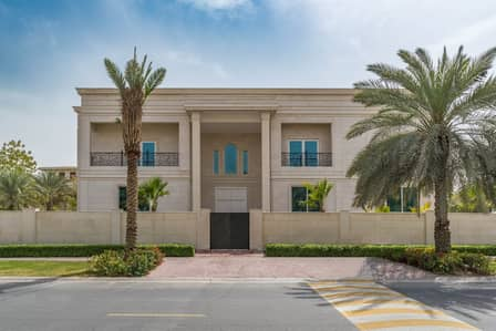 6 Bedroom Villa for Sale in Emirates Hills, Dubai - Turnkey Home | Sector E | Dubai Marina View