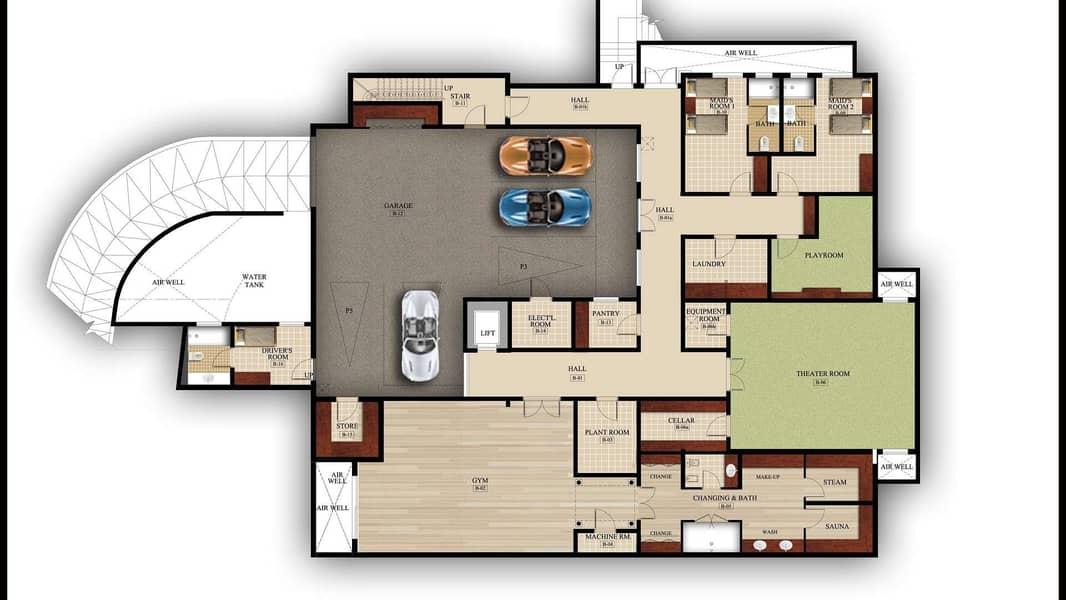 2 Turnkey Home | Sector E | Dubai Marina View