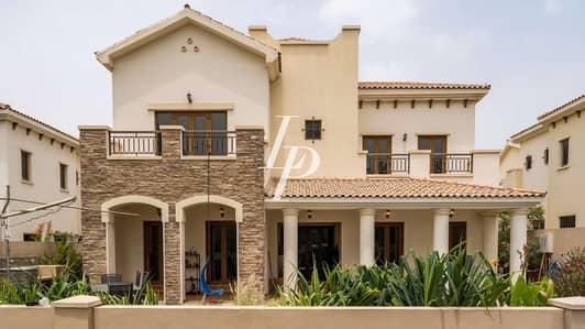 5 Bedroom Villa for Sale in Jumeirah Golf Estate, Dubai - 5 Bedroom Girona Style Villa   Lime Tree Valley Villa   JGE