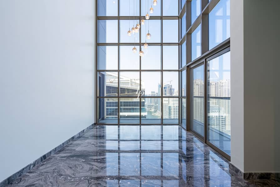 2 Waterfront Penthouse With Marina View