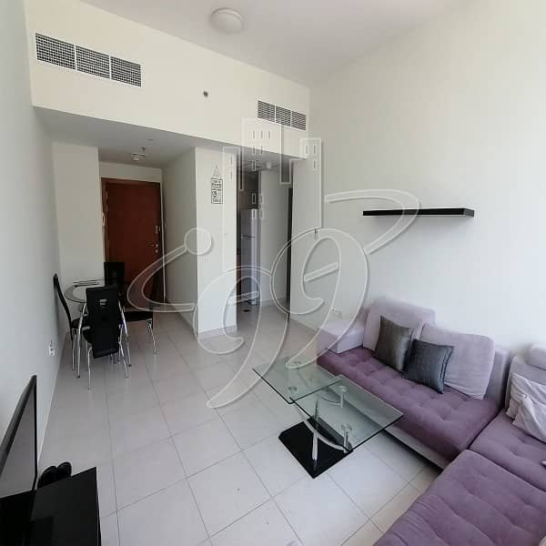 2BR Fully Furnished | Full Marina View | Upgraded