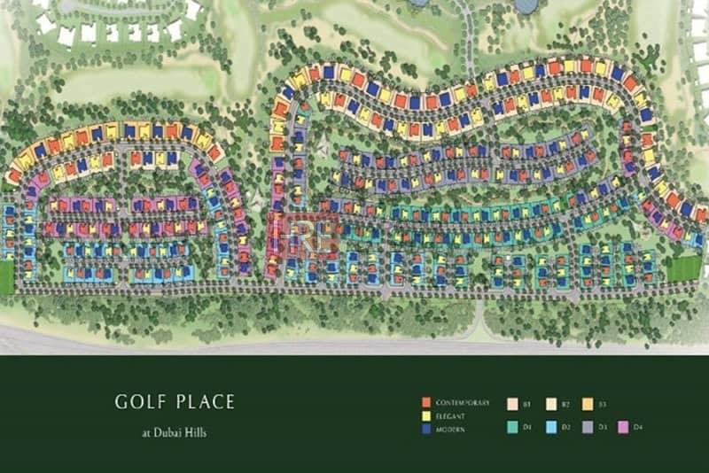 10 Best Resale Villa | 1st Line from Golf Course