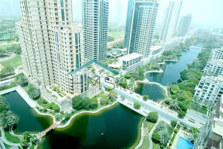 2 Bedroom Flat for Rent in The Views, Dubai - 2BR | Mosela The Views | High Floor | Lake View