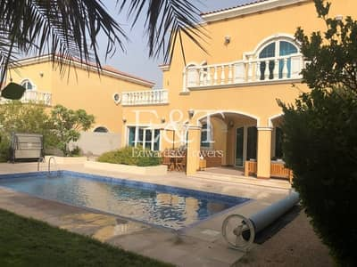 5 Bedroom Villa for Sale in Jumeirah Park, Dubai - Best Offer Accepted | District 1 | Pool | JP