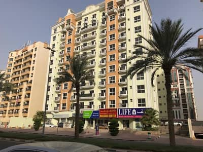 شقة في ريفيرا دريم منطقة مركز الأعمال المدينة العالمية 2 غرف 48000 درهم - 4212199