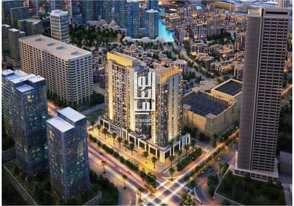 1 Bedroom Apartment for Sale in Downtown Dubai, Dubai - 4y post hand over !dld free! 3 y service charge free hurry up !!!