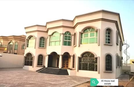 8 Bedroom Villa for Rent in Al Jurf, Ajman - HUGE and Spacious 8 Bed Room hall villa available for rent in jurf