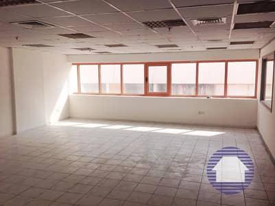 مکتب  للايجار في السطوة، دبي - OPEN OFFICE SPACE IN SATWA.