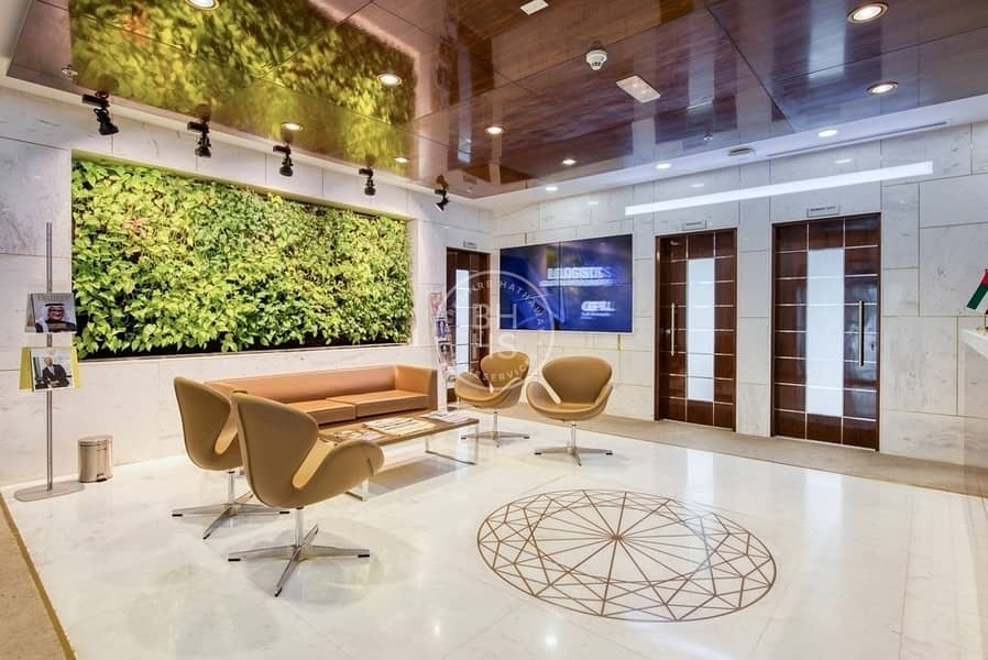 Stylish and Luxurious office in the centre of DIFC