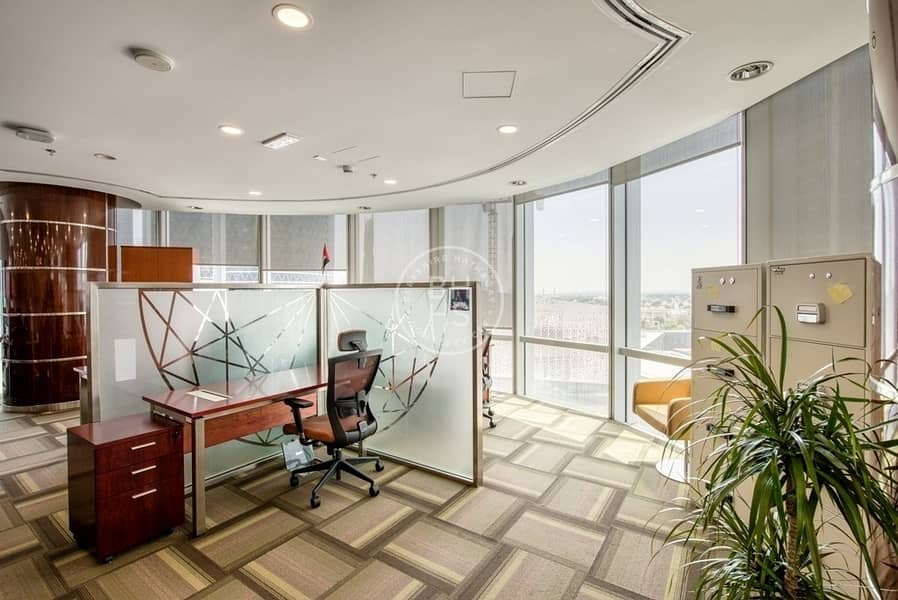 69 Stylish and Luxurious office in the centre of DIFC
