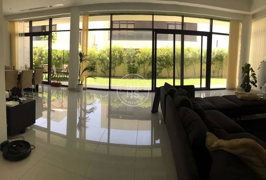 2 Immaculate 5 Bedrooms in Damac Hills l Landscaped