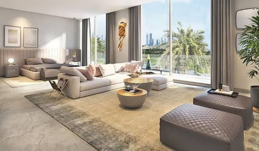 5 Bedroom Townhouse for Sale in Dubai Hills Estate, Dubai - Off Plan 5 Bedroom Type 3E Plus Maid's Room