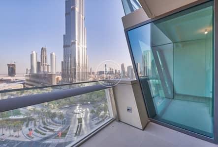 شقة 3 غرفة نوم للبيع في وسط مدينة دبي، دبي - Priced to sell | Full Burj Khalifa view | 3 BR