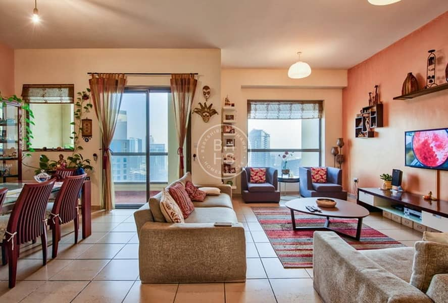 2 Huge 2 BR Corner Apt with Fabulous Marina View