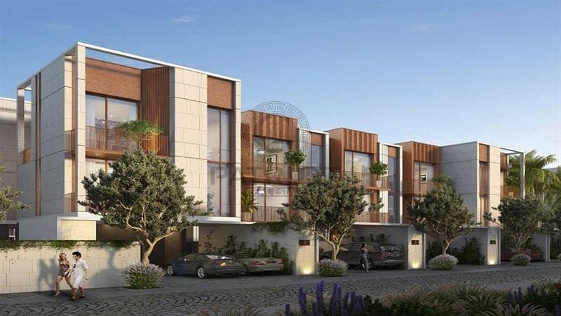 Luxury 3 & 4 Bedroom Townhouses With Payment plan In 5 Year