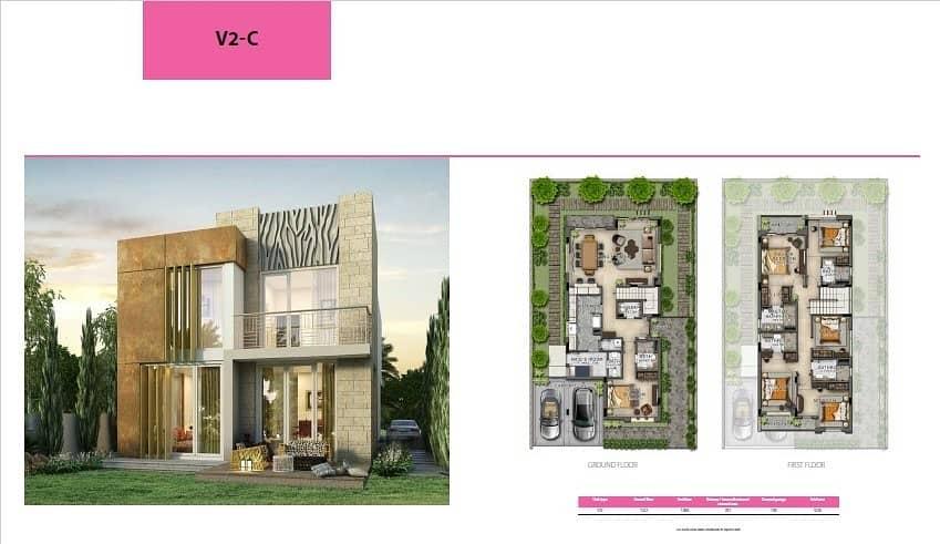 2 luxury and Spacious Villa at Damac Hills