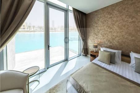 1 Bedroom Apartment for Sale in Mohammad Bin Rashid City, Dubai - 3 yrs. free service charge | Furnished Unit | No Commission | Water-facing Unit