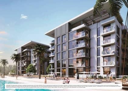 فلیٹ 3 غرفة نوم للبيع في مدينة محمد بن راشد، دبي - Branded Lagoon Facing 3 Bedroom Apartment Fully Furnished only 10% Booking
