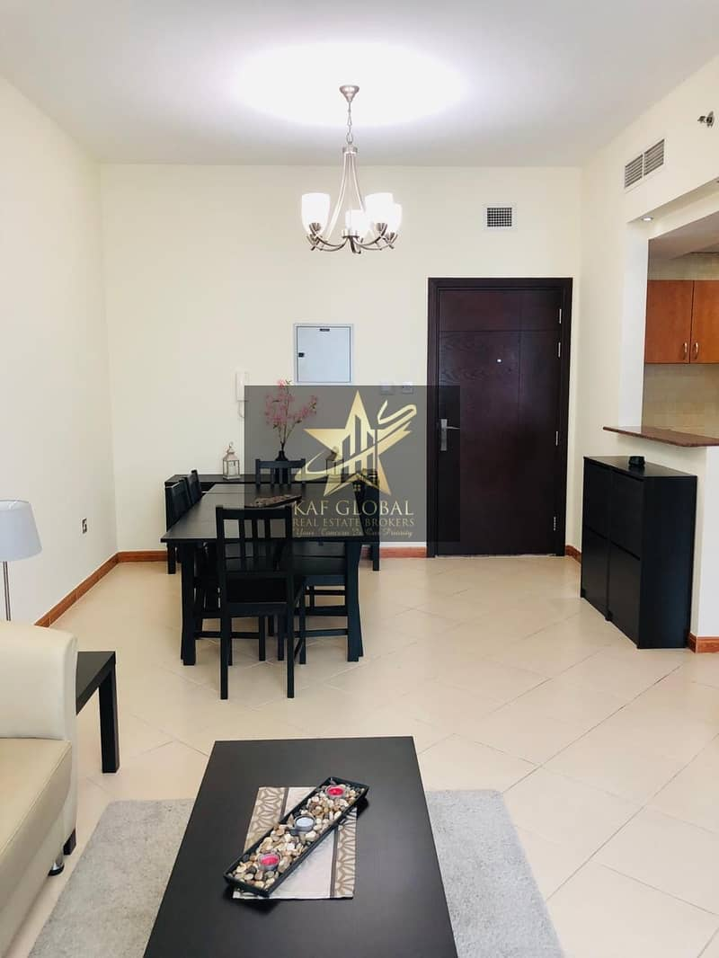 2 Hot Deal! Fully Furnished  & Well maintained 1 BHK For Sale
