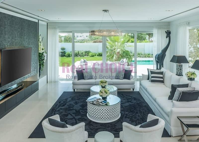 Huge Plot Size|Ready Villa|With Post Handover Plan