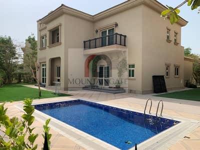 فیلا 4 غرف نوم للبيع في جزر جميرا، دبي - Charming 4 Bedroom +Maid + Family Home..