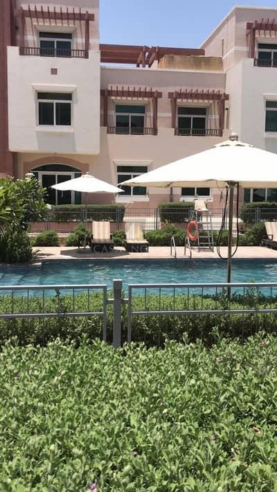 فلیٹ 1 غرفة نوم للايجار في الغدیر، أبوظبي - 1BR with Large Terrace overlooking Pool I Ground Floor