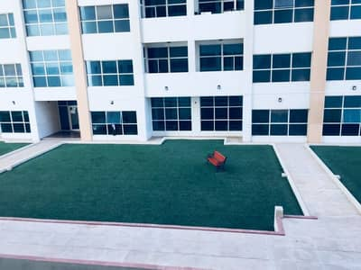 1 Bedroom Flat for Rent in Al Sawan, Ajman - Ajman One Tower - 1BHK Close Kitchen Apt for rent - front tower - 25,000/=