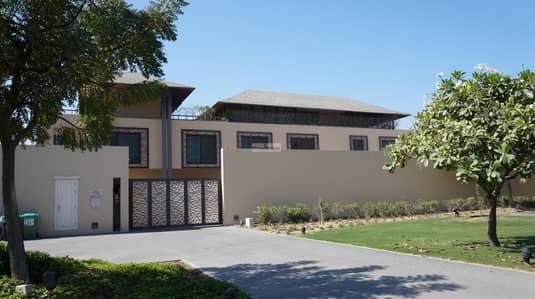 فیلا 4 غرفة نوم للايجار في القرم، أبوظبي - Waters Edge Truly Spectacular and Individual Villa