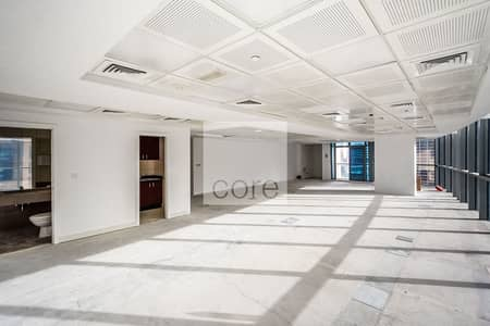 Office for Rent in Jumeirah Lake Towers (JLT), Dubai - Semi fitted   Low Floor   Parking   DMCC
