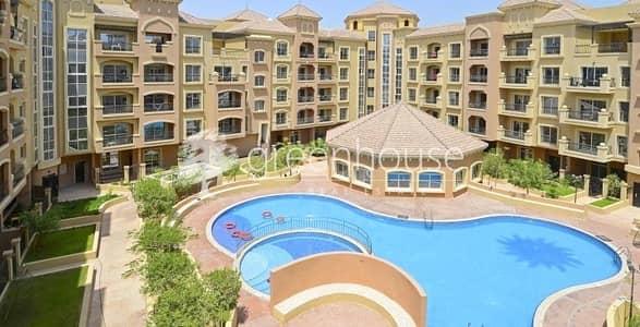 استوديو  للايجار في قرية جميرا الدائرية، دبي - Payable in 12 chqs | Large Studio | Prime Property